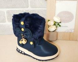 Сапожки на девочку зима модель - 24SS21