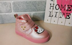 Туфли на девочку весна/осень модель - 19BR22