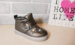 Туфли на девочку весна/осень модель - 21BF22