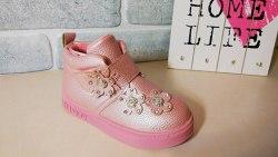 Туфли на девочку весна/осень модель - 22BR22