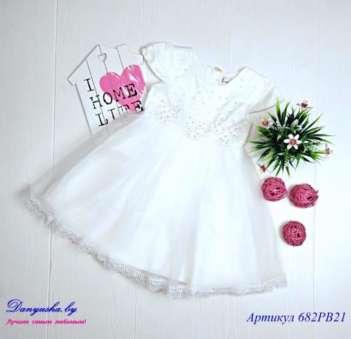 Платье на девочку модель - 682PB21