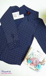 Рубашка на мальчика модель - 684RB11