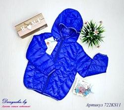 Куртка деми на мальчика модель - 722KS11