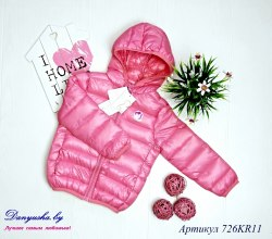 Куртка деми на девочку модель - 726KR21