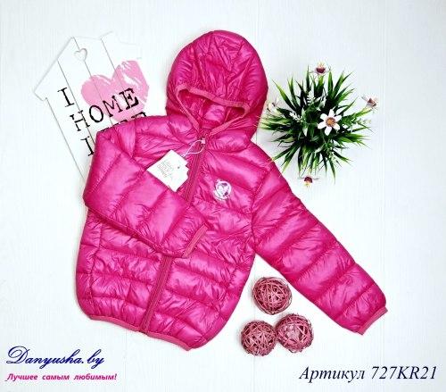 Куртка деми на девочку модель - 727KR21