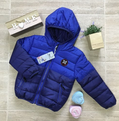 Куртка деми на мальчика модель - 790KS11