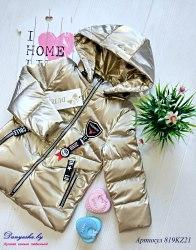Куртка деми на девочку модель - 819KZ21