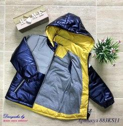 Куртка деми на мальчика модель - 883KS11