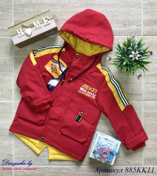 Куртка на мальчика модель - 885KK11