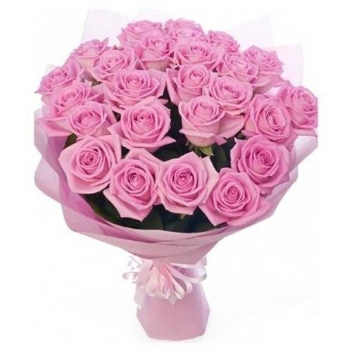 """Букет роз """"Блаженство"""" 25 роз"""