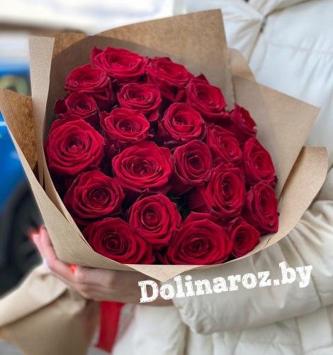 """Букет роз """"Сказка"""" 21 роза"""