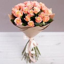 """Букет роз """"Мисс"""" 25 роз"""