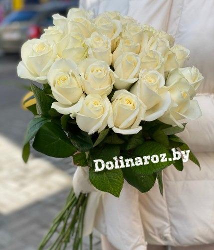 "Букет роз ""Нежный"" 25 роз"