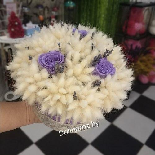 """Коробка Сухоцветов """"Блаженство"""""""
