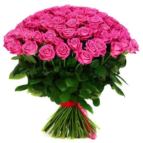 """Букет роз """"Аква"""" 41 роза"""