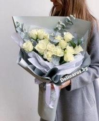 """Букет роз """"Марсель"""" 15 роз"""