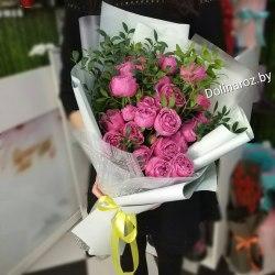 """Букет из роз """"Мисти Баблс"""" Кустовые розы"""