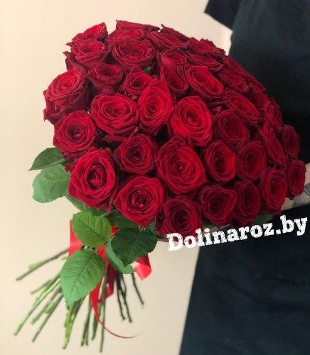 "Букет из роз ""Камилла"" 41 роза"