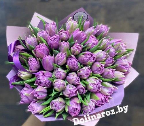 """Букет тюльпанов """"Лола"""""""