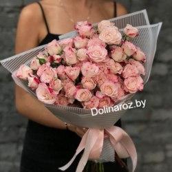 """Букет """"Зефирка"""" Кустовые розы"""