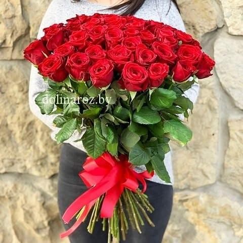 """Букет роз """"Коррида"""" 35 роз"""