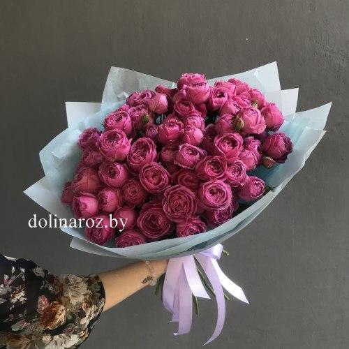 """Букет роз """"Признание в любви"""" Кустовые розы"""