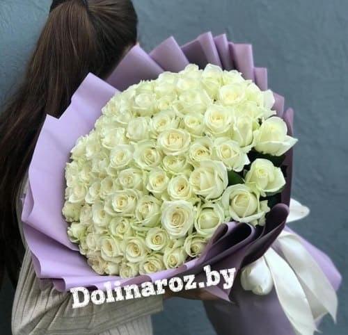 "Букет роз ""Дива"" 101 роза"