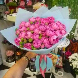 """Букет роз """"Римские каникулы"""" Кустовые розы"""