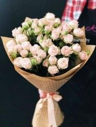 """Букет роз """"Воздушные мечты"""" Кустовые розы"""