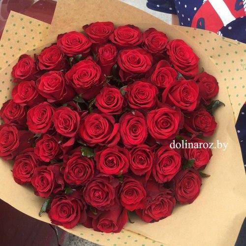 """Букет роз """"Триумф"""" 35 роз"""