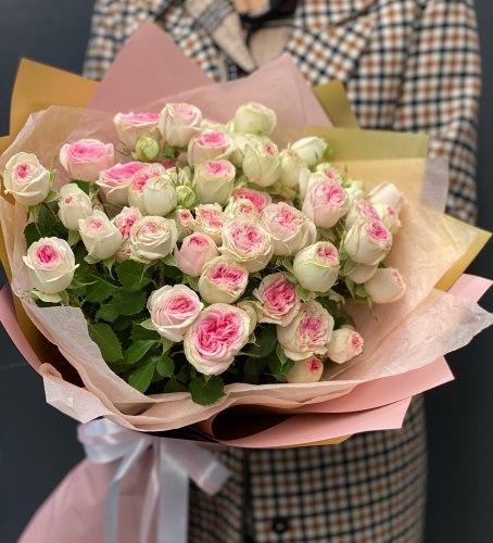 """Букет роз """"Мелодия"""" Кустовые розы"""