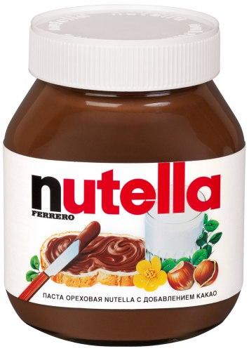 "Паста ""Nutella"", 180 г"