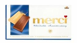 """Шоколад """"Merci"""", 100 г"""