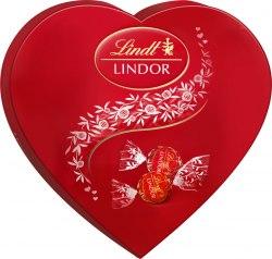 """Конфеты """"Lindt Lindor"""" сердце, 160 г"""