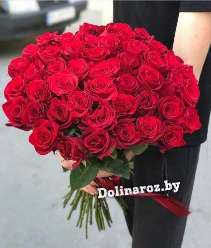 Букет роз «Красочный» 41 роза
