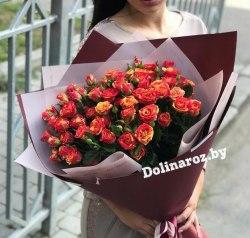 """Букет роз """"Муза"""" Кустовые розы"""
