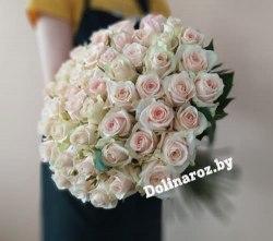 """Букет роз """"Саманта"""" 51 роза"""
