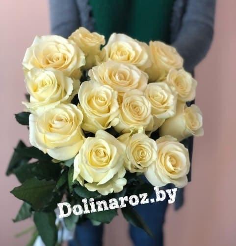 Букет роз «Улыбка» 15 роз