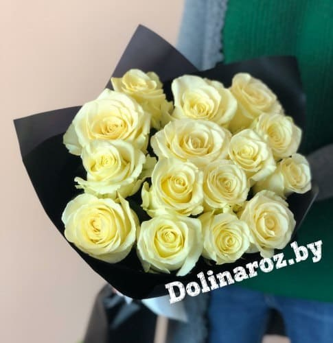 Букет роз «Верона» 15 роз