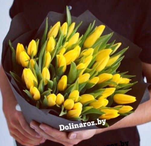 """Букет тюльпанов """"Элина"""""""