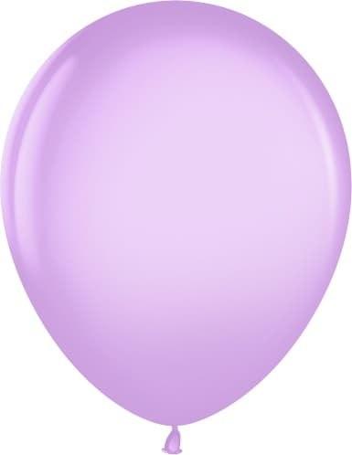 """Латексный шар с гелием """"Лаванда"""" 12'' (30 см)"""