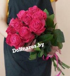 """Букет роз """"Бузантия"""" 11 роз"""