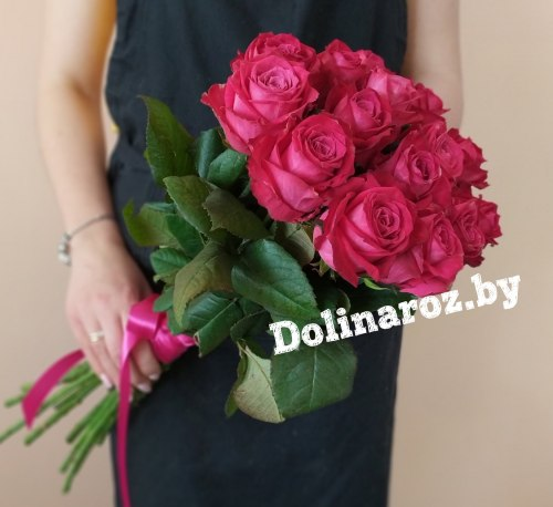 "Букет роз ""Сальса"" 15 роз"