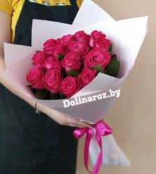 """Букет роз """"Бруно"""" 15 роз"""