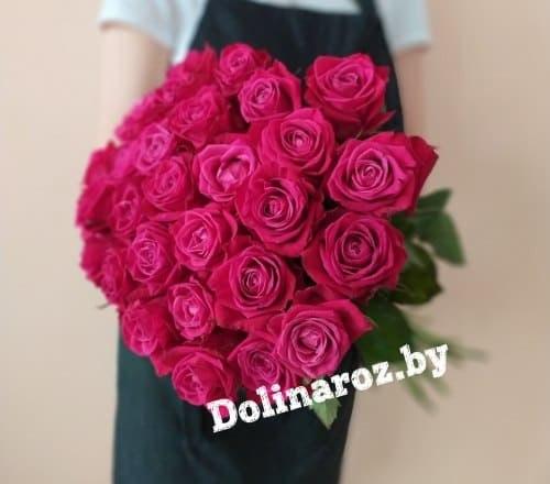 """Букет роз """"Синди"""" 25 роз"""