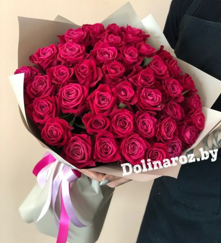 """Букет роз """"Фрутти"""" 41 роза"""