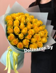 Букет роз «Монро» 41 роза