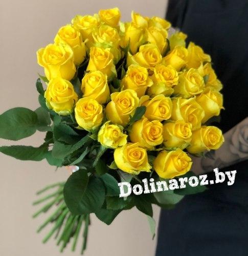 """Букет роз """"Яркое настроение"""" 31 роза"""