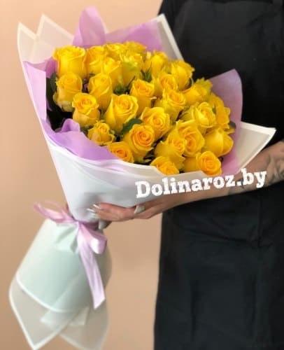 """Букет роз """"Рианна"""" 31 роза"""