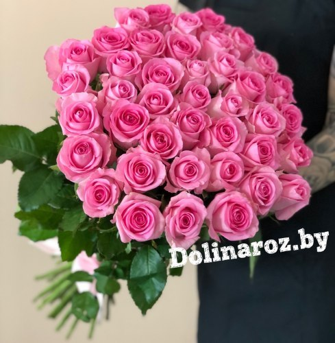 Букет роз «Ирма» 41 роза